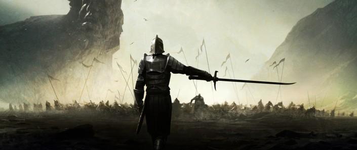 fantasy war, fantasy battle, fantasy armor, sword, battle scene story