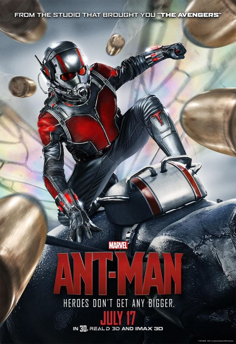 Antman Review! @Marvel #antman #moviereview