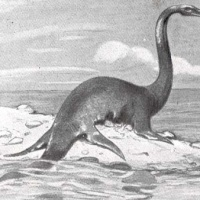 Loch Ness Monster the Scotland mystery #AtoZChallenge
