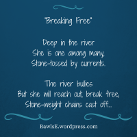 """Breaking Free"" #haiku #poems"