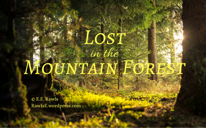 author blog, e e rawls, elise e rawls, fantasy, books, fairies, fae, forest, lost in the mountain, green, nature, plants, sun, trees, moss, lichen, animals, woods, leaves, poem, storytelling, book nerd, short story, mystery, adventure series, books, good reads, must read,