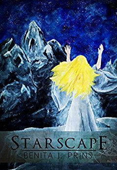 Starscape, Benita J Prins, novel, books, giveaway, rafflecopter, Silmarillion Awards, SilmarilAward2017,