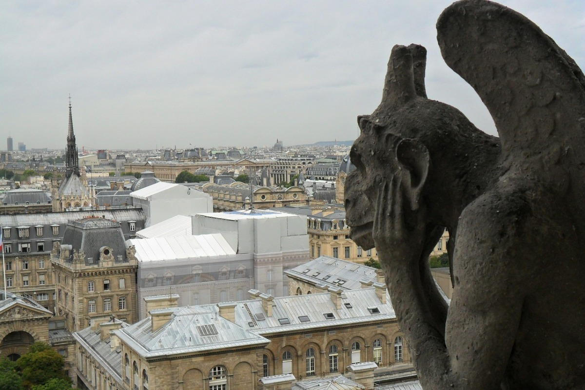 Mystery Of The Gargoyle