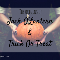 The Story of Stingy Jack O'Lantern, & The Origin of Trick-Or-Treat!