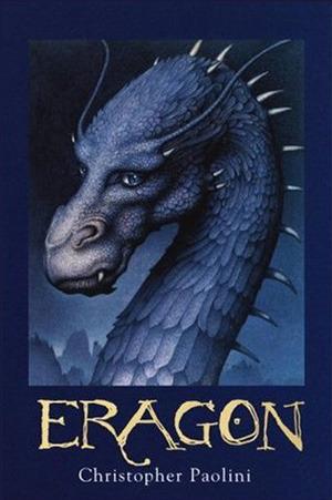 eragon, christopher paolini, dragons, books, goodreads,
