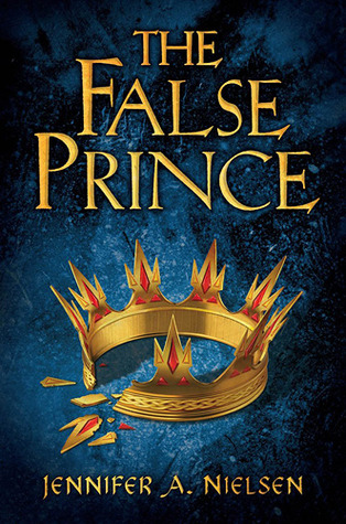 the false prince, jennifer nielsen, books, middle grade books, YA books, goodreads, best reads,
