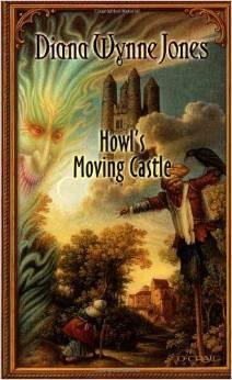 howl's moving castle, books, anime, book to movie, diana wynne jones,