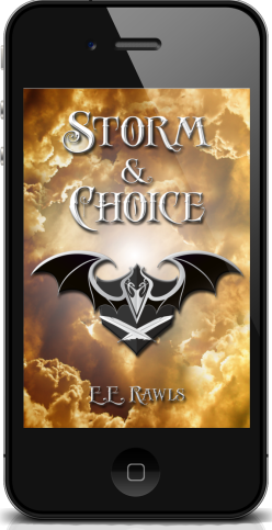 author E.E. Rawls, draev guardians series, christian epic fantasy series, fantasy books for teens, fantasy books for kids, fantasy adventure magic books, fantasy and magic books, storm and choice book, vampire fantasy books,