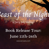 It has finally released! Beast of the Night (A Fairy Tale Retelling)