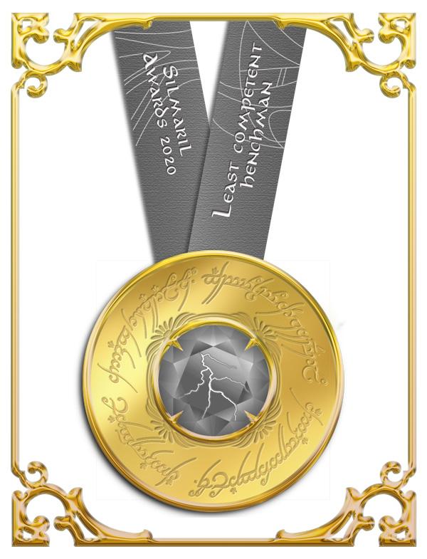Silmaril Awards 2020, Dobby, Peter Pettigrew, Dufflepuds Narnia, wingfeather saga slarb, general khrak, harry potter characters, DJ Edwardson, Jenelle Schmidt, fantasy books, best fantasy reads, least competent henchman award, fantasy book awards, Tolkien awards, Lord of the rings, bookish awards, characters awards,